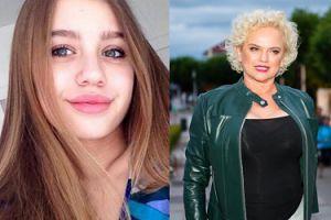 """Katarzyna Figura pomoże Oliwii Bieniuk zostać aktorką? """"Uwielbia ją. Uważa, że ma sceniczny temperament"""""""