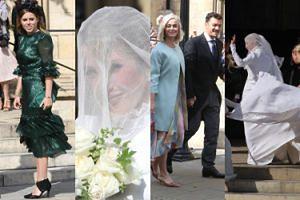 Bajkowy ślub Ellie Goulding. Wśród gości Katy Perry i księżniczka Beatrycze (ZDJĘCIA)