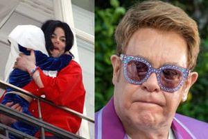 """Elton John o Michaelu Jacksonie: """"Był chory psychicznie. Spędzanie z nim czasu budziło niepokój"""""""