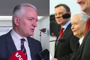 """Gowin komentuje """"taśmy Kaczyńskiego: """"Żartował sobie z publikacji o jego rzekomym majątku"""""""