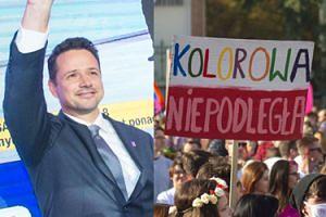 """Rafał Trzaskowski podpisał Kartę LGBT! """"To pierwszy taki dokument w Polsce"""""""