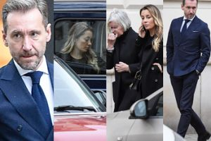 Eleganccy Kraśkowie na spacerze. Mają samochód wart majątek  (ZDJĘCIA)