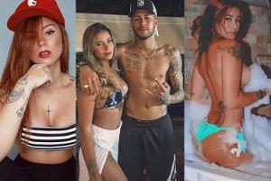Neymar ma NOWĄ DZIEWCZYNĘ? Poznajcie zjawiskową Mari Tavares (ZDJĘCIA)