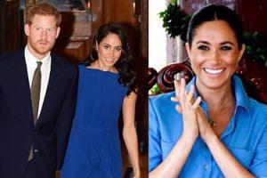 """Książę Harry złożył życzenia urodzinowe Meghan Markle: """"Dziękuję ci za towarzyszenie mi w tej przygodzie!"""""""