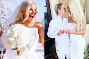 Transpłciowa Gigi Gorgeous ożeniła się z dziedziczką amerykańskiej fortuny! (FOTO)