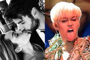 """To imprezowy styl życia Miley Cyrus doprowadził do rozpadu jej małżeństwa: """"Gdy tylko wzięli ślub, natychmiast wróciła do STARYCH NAWYKÓW"""""""