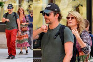 """Bradley Cooper przyłapany na obiedzie z gwiazdą """"Wielkich kłamstewek"""". Działa na dwa fronty? (FOTO)"""