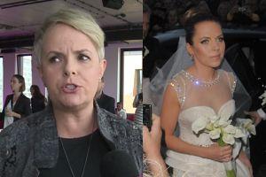 """Korwin Piotrowska: """"Ola Kwaśniewska w dniu swojego ślubu przeżyła największą traumę w życiu"""""""