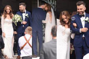 Sylwia Nowak wyszła za mąż! Ładna suknia? (ZDJĘCIA)