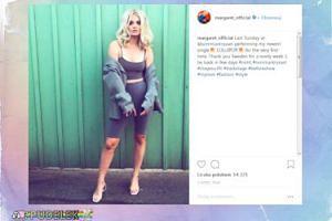 Margaret inspiruje się Kim Kardashian?