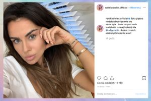 Natalia Siwiec cierpi z powodu końca weekendu