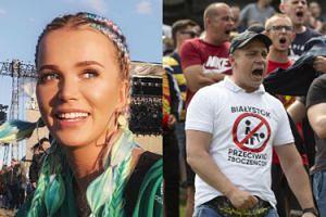 """Maffashion wsparła Marsz Równości w Białymstoku. Wylała się na nią fala hejtu: """"Popierasz zboczenia? ŻAŁOSNA CELEBRYTKA"""""""