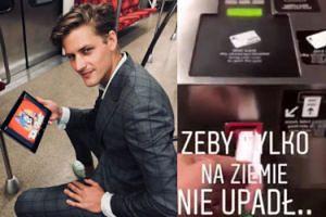 """Jakob Kosel podnieca się biletem komunikacji miejskiej: """"Zachciało się być dorosłym"""""""