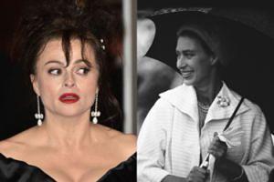 """Helena Bonham Carter skontaktowała się z... duchem księżniczki Małgorzaty! """"Chciałam mieć pewność, że mogę ją zagrać w """"The Crown"""""""""""