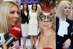 """""""Aniołki prawicy"""" robią karierę w polityce: dyrektorki NBP-u, asystentka Dudy i nowa żona niewiernego posła"""