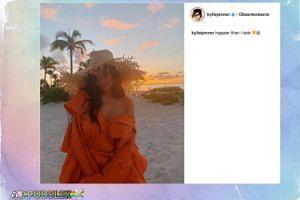 Kylie Jenner szczęśliwsza niż wygląda