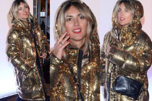 Karolina Szostak błyszczy się jak miliony monet na pokazie Louis Vuitton (FOTO)