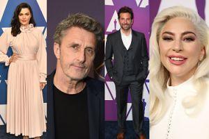 Paweł Pawlikowski, Lady Gaga i inni nominowani pozują na dorocznym lunchu oscarowym (ZDJĘCIA)