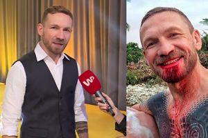 """Szczery Kossakowski: """"Najbardziej bolały mnie tatuaże na żebrach"""""""