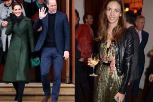 """Książę William zdradzał Middleton z jej przyjaciółką?! """"Kate kazała mu zerwać z nią wszelki kontakt"""""""