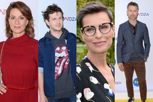 """Mało podekscytowane gwiazdy """"Diagnozy"""" promują trzeci sezon serialu (ZDJĘCIA)"""