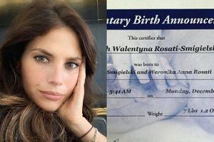 """Weronika Rosati tłumaczy zmianę nazwiska Elizabeth: """"Zostałam zastraszona i sterroryzowana, aby zmienić nazwisko na to ojca!"""""""