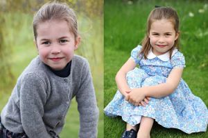 Pałac Kensington opublikował zdjęcia księżniczki Charlotte z okazji jej czwartych urodzin (FOTO)