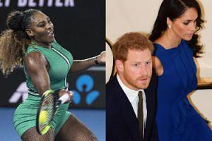 Serena Williams zdradziła płeć dziecka Meghan i Harry'ego? Powiedziała za dużo w wywiadzie...