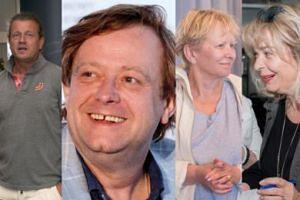 Międzyzdroje 2019: Katarzyna Grochola, Jarek Jakimowicz i Olaf Lubaszenko przyjechali nad Bałtyk (ZDJĘCIA)