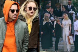Joe Jonas i Sophie Turner wzięli drugi ślub! Tym razem we Francji (FOTO)