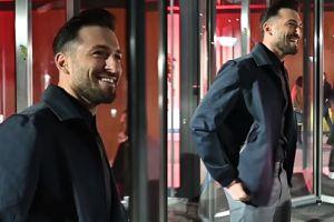 """Stylowy Rafał Maślak obiecuje, że zabierze ze sobą na ściankę syna: """"Niech tylko nauczy się chodzić"""""""