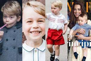 Książę Jerzy skończył pięć lat! Podobny do ojca? (ZDJĘCIA)