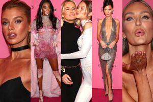 Modelki Victoria's Secret bawią się na after party: siostry Hadid z mamą, Winnie Harlow, Stella Maxwell... (ZDJĘCIA)