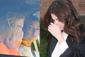 """Justin Bieber ROZPŁAKAŁ SIĘ, gdy usłyszał o załamaniu Seleny. """"Czuje się okropnie, ale z szacunku dla Hailey, nie skontaktuje się z Gomez"""""""