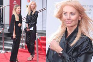 Agnieszka Woźniak-Starak pojawiła się na gali finałowej Festiwalu Filmowego w Gdyni (FOTO)