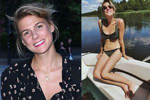 """CORAZ CHUDSZA Marta Wierzbicka chwali się ciałem w bikini. Fani: """"Skóra i kości"""""""