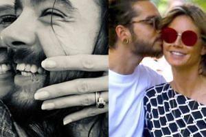 Heidi Klum ZARĘCZYŁA SIĘ z Tomem Kaulitzem z Tokio Hotel! (Z OSTATNIEJ CHWILI)