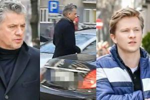 Józefowicz czmycha spod studia DDTVN Mercedesem za 200 tysięcy (WIDEO)