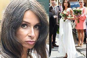 Sukienka ślubna Kaczyńskiej kosztowała 429 złotych! Marta zamówiła ją... przez Internet