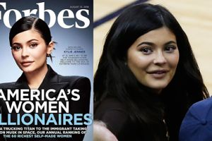 Fani Kylie Jenner ZBIERAJĄ PIENIĄDZE, by pomóc stać się jej NAJMŁODSZĄ MILIARDERKĄ
