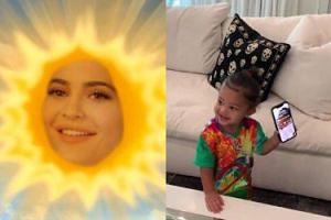 """Kylie Jenner pokazała tańczącą Stormi: """"Córeczka tatusia"""""""