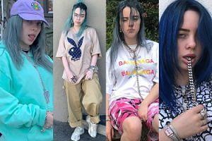 Tak wygląda nowa idolka nastolatek, Billie Eilish. Zagości na scenie na dłużej? (ZDJĘCIA)