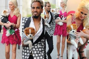 Landrynkowa Iwona Burnat z mężem otwierają salon piękności dla psów w Warszawie (ZDJĘCIA)
