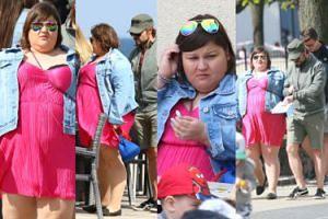 Ostatnie chwile Dominiki Gwit przed ślubem: spacer i gofry w Sopocie (ZDJĘCIA)