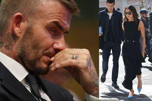 """David Beckham chłodno o swoim małżeństwie: """"Jest coraz bardziej skomplikowanie"""""""
