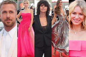 Gwiazdy na ceremonii otwarcia festiwalu w Wenecji: Ryan Gosling, Małgorzata Szumowska, Naomi Watts... (ZDJĘCIA)
