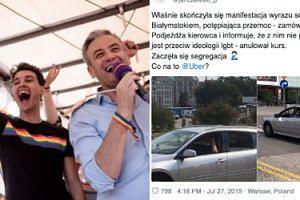 """Działaczowi Wiosny odmówiono kursu ze względu na poglądy: """"Podjeżdża kierowca i informuje, że jest PRZECIWKO IDEOLOGII LGBT"""""""