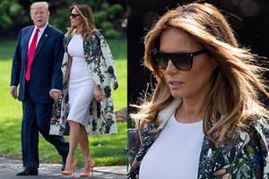 Melania Trump wybiera się z Donaldem na Wielkanoc do Palm Beach (FOTO)