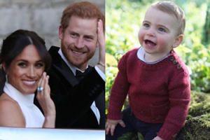 Meghan Markle i książę Harry kolejny raz w ogniu krytyki. Tym razem poszło o... życzenia dla małego księcia Louisa