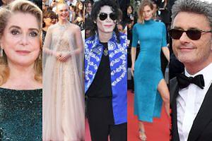 Cannes 2019: Catherine Deneuve, Małgosia Bela i sobowtór Michaela Jacksona pozują na gali zamknięcia festiwalu (ZDJĘCIA)